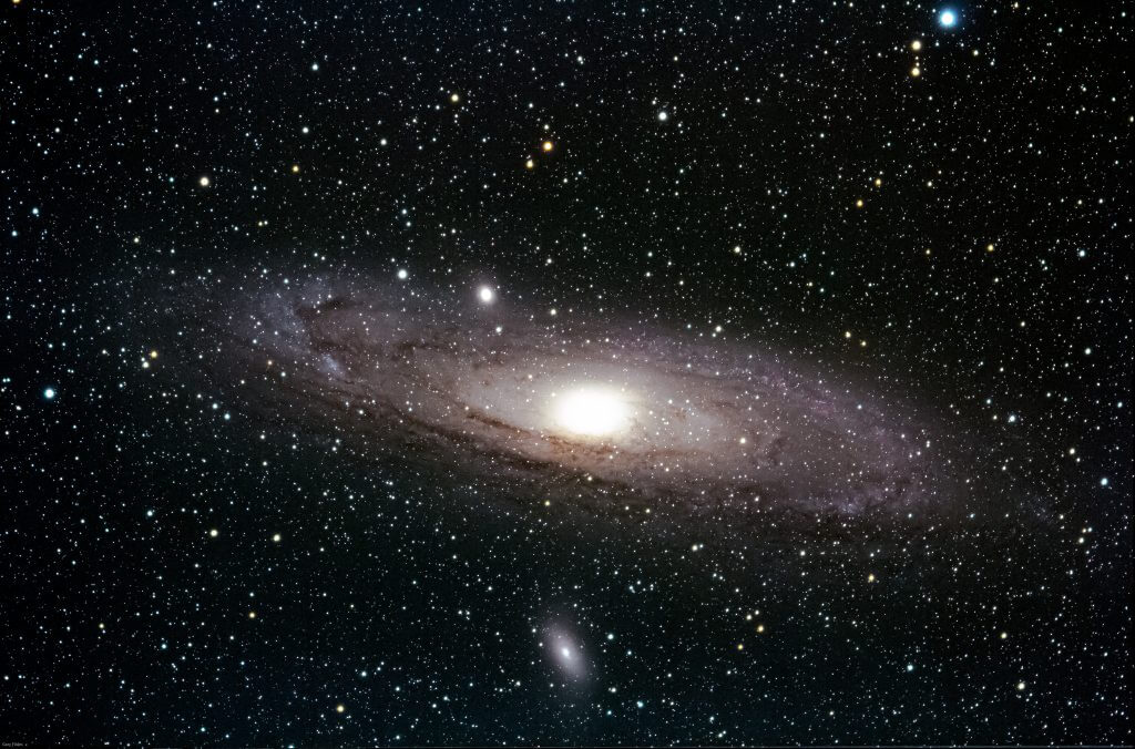 Space Image M31