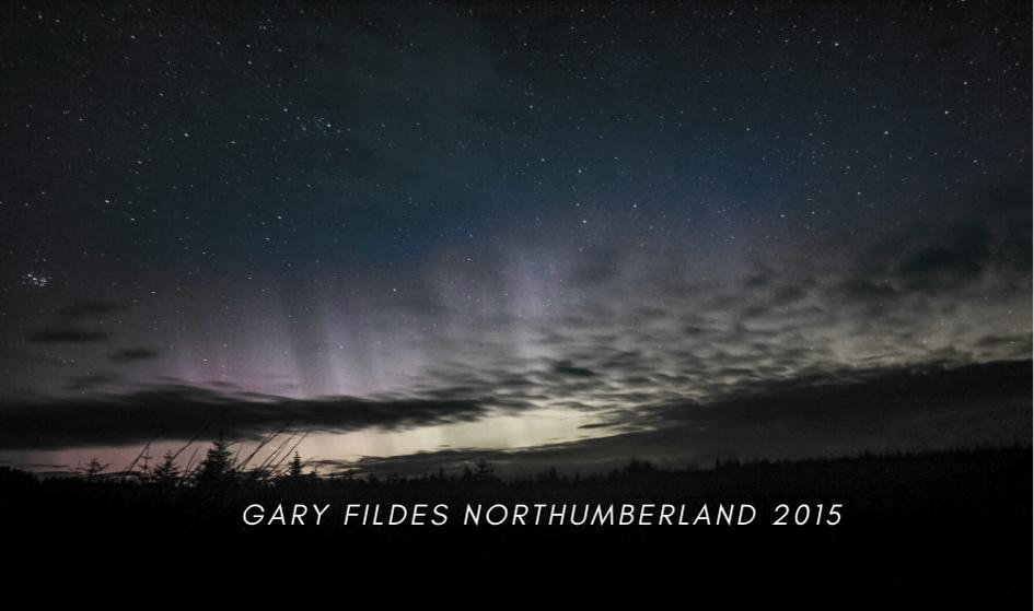 dark skies northumberland