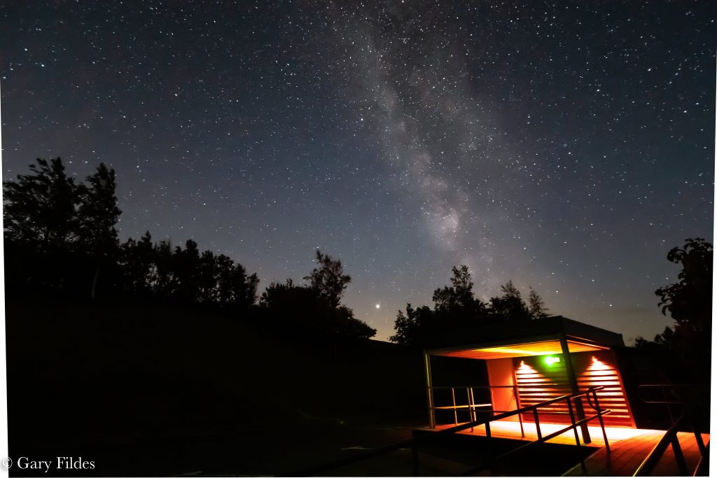 grassholme observatory